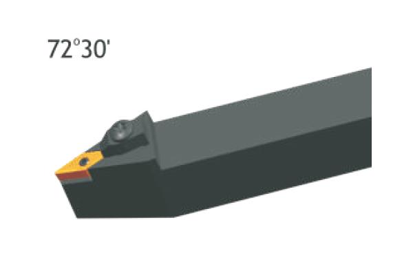 MVVNN2525M16  резец для наружного точения